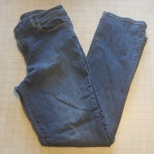 Heritage Straight Jeans Size 10